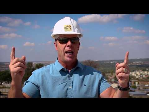 CRC Johannesburg Building Project Progress | Pastor At Boshoff