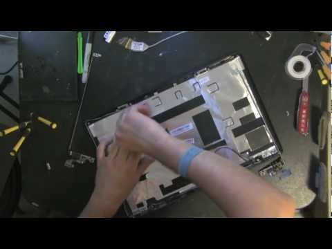 COMPAQ CQ62 take apart video, disassemble, how to open disassembly