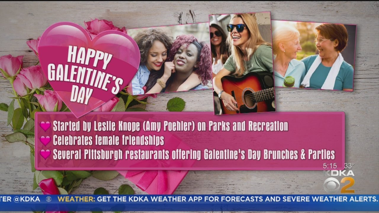 Celebrating Friendship: Galentine's Day Events Around Pittsburgh