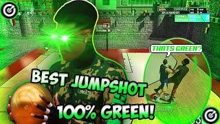 *NEW* THE BEST 100% GREEN JUMPSHOT ON NBA 2K20! BEST & FASTEST JUMPSHOT 2K20 (NEVER MISS)
