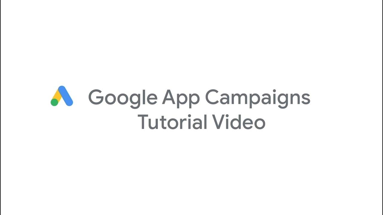 3,Google 広告 アプリキャンペーンにおける KPI 設定