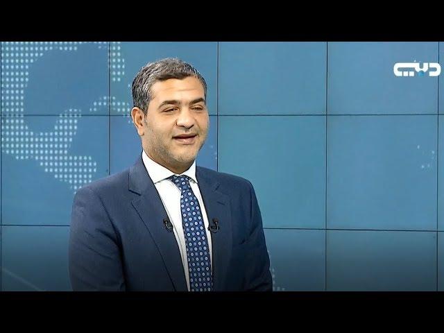 لقاء محمد حشاد - مدير قسم الأبحاث والتطوير - شركه نور كابيتال 14-10-2019