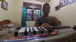 Marshmello - Find Me synthesizer cover