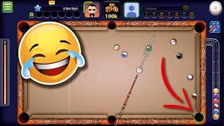 8 Ball Pool - LUCKIEST MATCH EVER!! | Chicago Cue Gameplay [Trick Shots/Bank Shots]