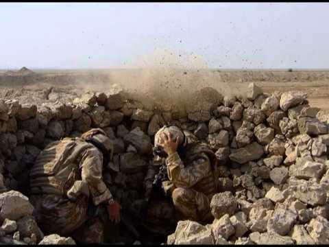 3sqn RAF Regiment video Iraq 2006