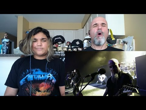 Anthrax - Medusa (Live in Chile 2013) REACTION!!!
