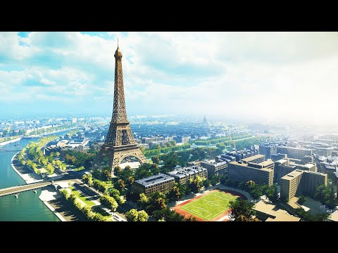 The Architect: Paris - Fresh New City Building Experience in the Center of Paris