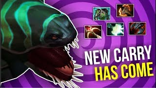 NEW CARRY HAS COME - Tide Hunter Carry Build New Meta by Nexus | Dota 2