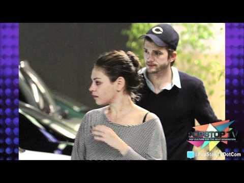 Is Mila Kunis Dating Ashton Kutcher?