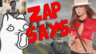 Zap Says: Get Rekt, Oh Canada, Fake German (cod Custom Game)