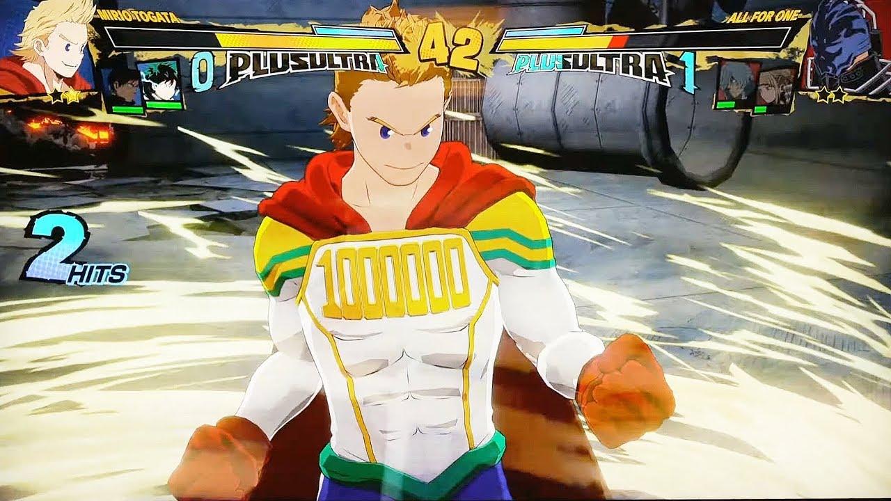Resultado de imagen para my hero one justice 2