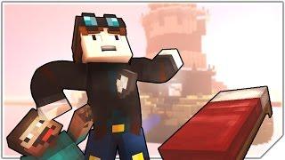 Dantdm Plays Bed Wars - Minecraft Animation