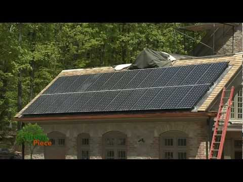 "HouseSmarts Green Piece ""Solar Powered Homes"" Episode 93"