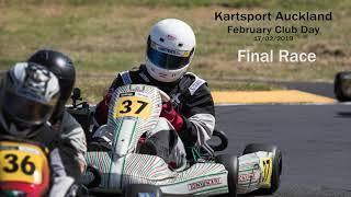 DEP Racing Kartsport Auckland Rotax125