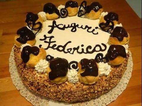 Torta Per Compleanno Velocissima E Buonissima Youtube