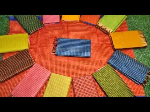 ఉప్పాడ సారీస్ లో ఇవి ధర తక్కువ.. లుక్కు ఎక్కువ!   Colourful Uppada Sarees @ Reasonable Price  