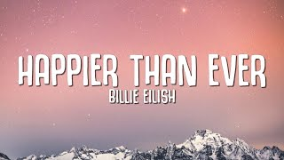 Download Mp3 Billie Eilish Happier Than Ever