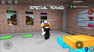 Trolling Being Bacon Hair And Instant Karma| Roblox assassin