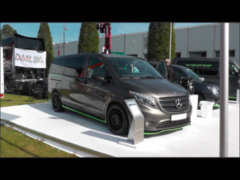 Mercedes Benz Vito Tourer Hartmann Tuning 2015 In Detail Review