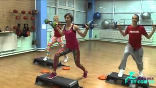 Силовая тренировка/Body Pump & Кулинская Елена