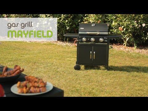 Tepro Gasgrill Wellington Test : Tepro gas grill mayfield youtube
