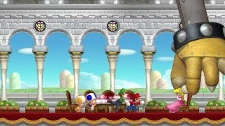 New Super Mario Bros. U - Playthrough Part 1 thumbnail