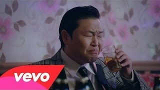 PSY - Hangover .ft. Snoop Dog (Official Music Video #VEVO)