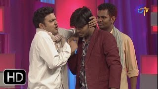 Extra Jabardasth  - Sudigaali Sudheer Performance -  9th October 2015   ఎక్స్ ట్రా జబర్దస్త్