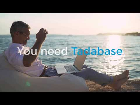 If you run a business you need Tadabase