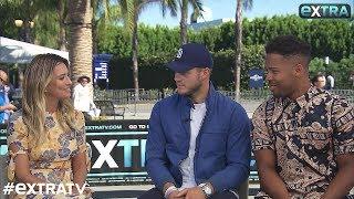 Colton Underwood & Wills Reid Tease 'Bachelor in Paradise' Relationships