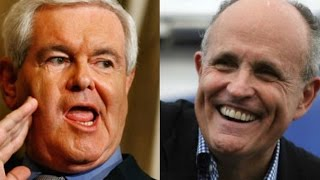 Gingrich And Giuliani: Black People Steal Your Elections!