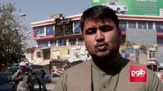 Taliban Pushed Back From Kunduz City / طالبان پساز نبرد ۱۱ روزه از شهر کندز بیرون رانده شدند