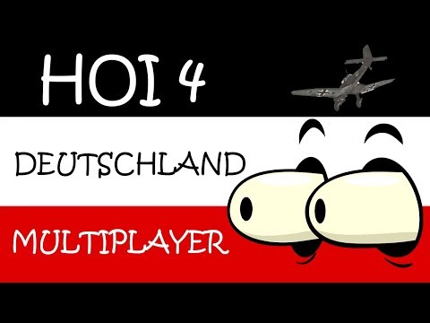 Hearts of Iron 4 Multiplayer - Danzig oder Krieg - Land Lease #3
