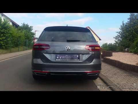 VW Passat B8 Zeigertest, Pacecar Blinken, Zündung aktiv Meldung