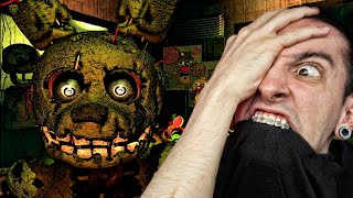 COMPLETANDO FIVE NIGHTS AT FREDDY'S 3 | Robleis