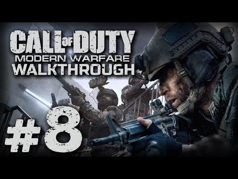 Прохождение Call Of Duty: Modern Warfare 2019 — Часть #8: В ПЕКЛО [ФИНАЛ]