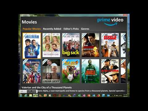 Video Streaming Services In Windows Media Center In 2018