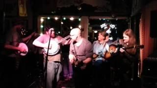 Train River Jam w/Hillwilliams @Biddy McGraw
