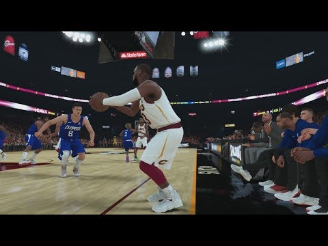 NBA 2K18 My Career #109 Finals. Game One