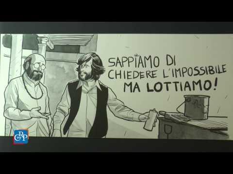 Mafia e fumetti, una mostra a Torino