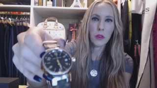 Entire Watch Collection Louis Vuitton, Gucci, Tag Heuer, Burberry & Old School :)