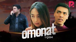 Omonat (o'zbek serial) | Омонат (узбек сериал) 1-qism #UydaQoling