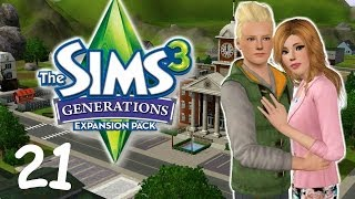 Let's Play: The Sims 3 Generations (Ep.21) First Day of School!