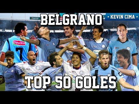 TOP 50 GOLES DE BELGRANO (2011 - 2017)