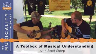 Gambar cover A Toolbox of Musical Understanding, with Scott Sharp