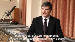 Interviews by our french partner: Dr. Sandor Kulin