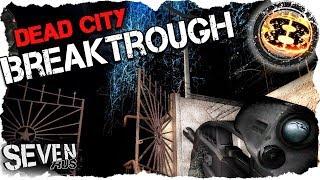 """S.T.A.L.K.E.R. Dead City Breakthrough ☢ РЛС """"ДУГА"""". НОВЫЙ ДЕТЕКТОР """"ЭЛИТ-ПЛЮС"""" #8"""