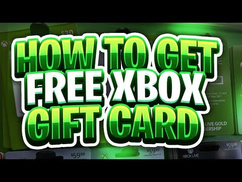 DOES IT WORK?!How To Get FREE Xbox Gift Cards In 2018