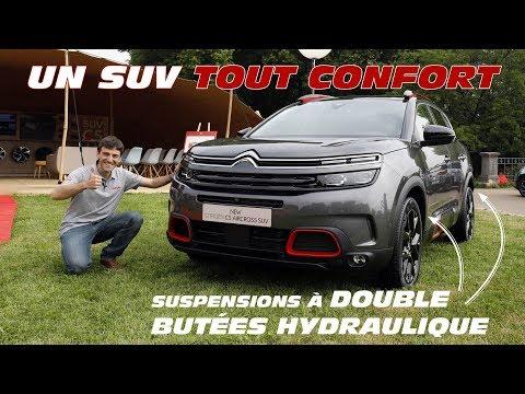 Citroën C5 Aicross : découverte et premier contact au volant