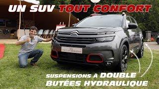 Citroën C5 Aicross : découverte et premier contact au volant Mp3